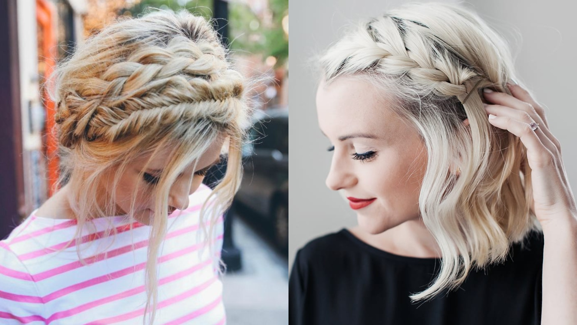 Medium-Braided-Hairstyles Most Amazing Medium Braided Hairstyles