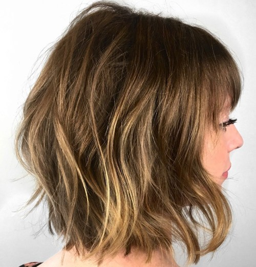 Neck-Length-Bob 15 Hottest bobs hairstyles to try in 2020
