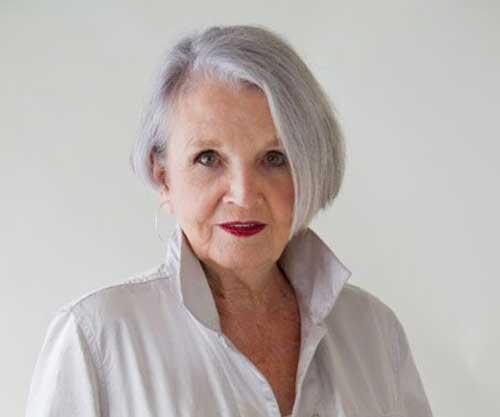Older-Women-Short-Bob Amazing Short Haircuts for Older Women