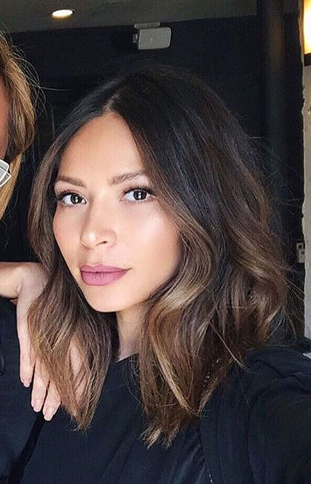 Popular-Balayage-Hair-Color-Ideas-003-ohfree.net_ Popular Balayage Hair Color Ideas for Short Hair