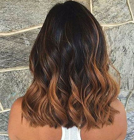Popular-Balayage-Hair-Color-Ideas-028-ohfree.net_ Popular Balayage Hair Color Ideas for Short Hair