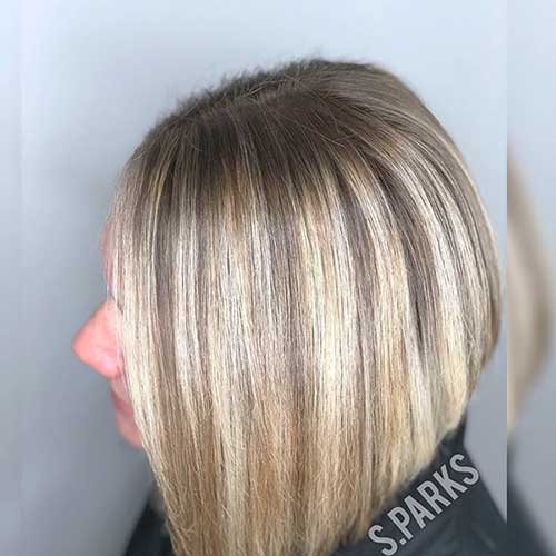 Short-Blonde-Bob-Cut Super Short Haircuts for Women
