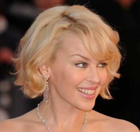Short-Blonde-Curly-Bob New Bob Hairstyles 2020