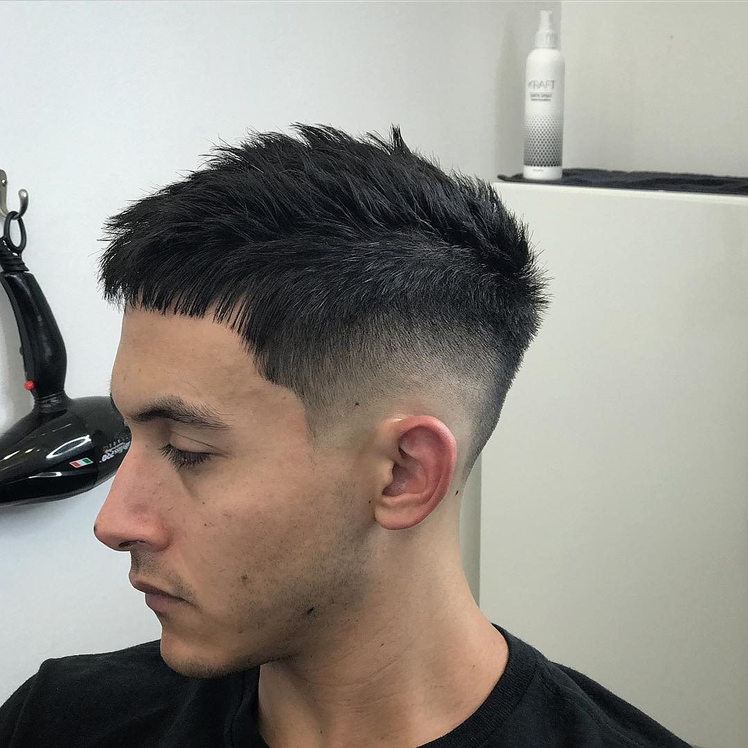 Short-Clean-Hairstyle Modern Hairstyles for Men to Look Awesome