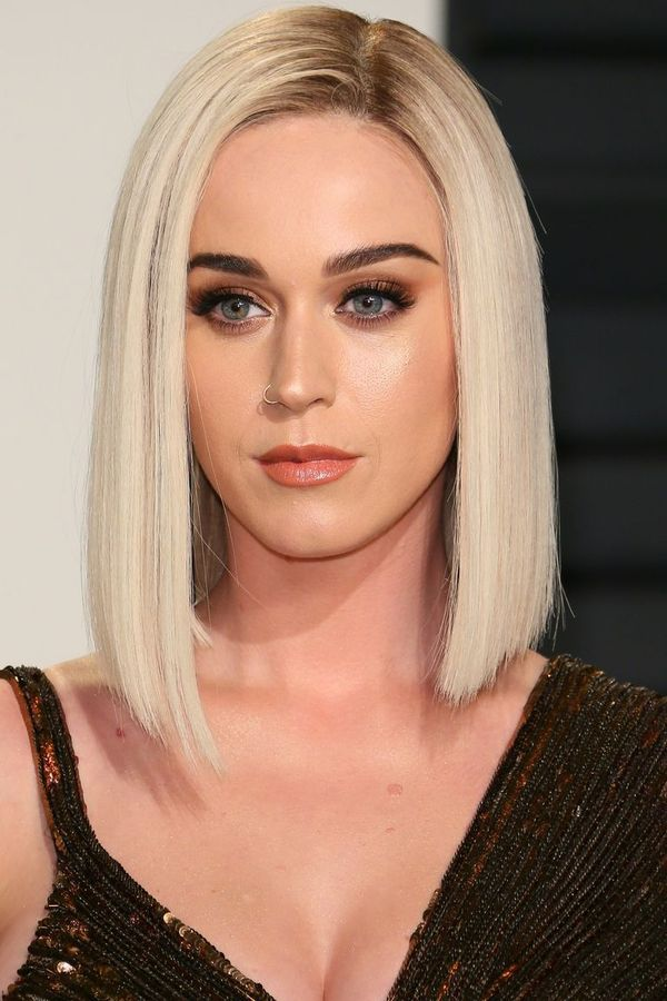 Slick-Blond-Lob-Cut Lob Haircuts 2020 for Ultra Glamorous Looks