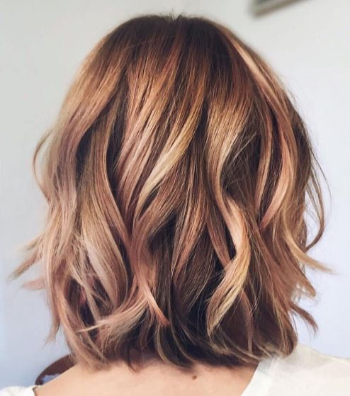 Strawberry-Blonde-Bob 14 Mind-Blowing Haircuts for Thin Hair