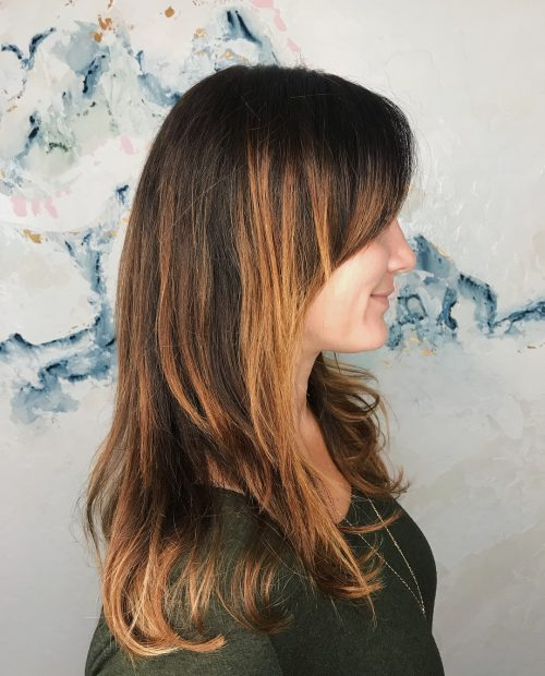 Trendy-long-layered-hairstyles 12 Trending Long Layered Haircuts in 2020