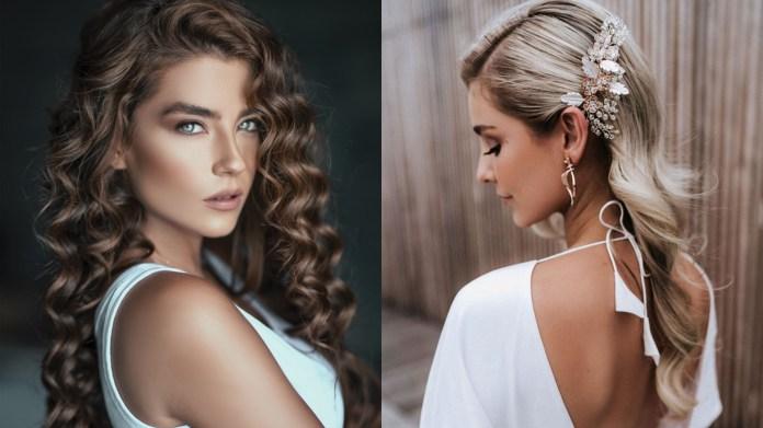 Ultra-Modern-Wedding-Hairstyles-2020 Ultra Modern Wedding Hairstyles 2020