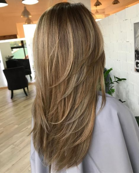 Wrapping-Feathered-Layers-Along-the-Sides 15 Trendy Long Haircuts For Women In 2020