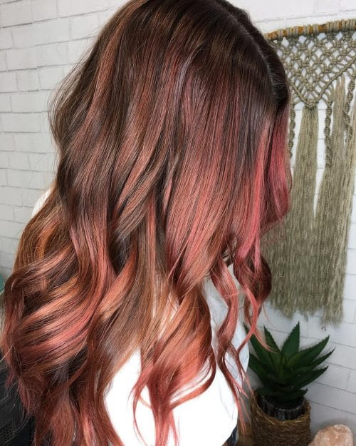 balayaged_beach_waves 12 Trending Long Layered Haircuts in 2020