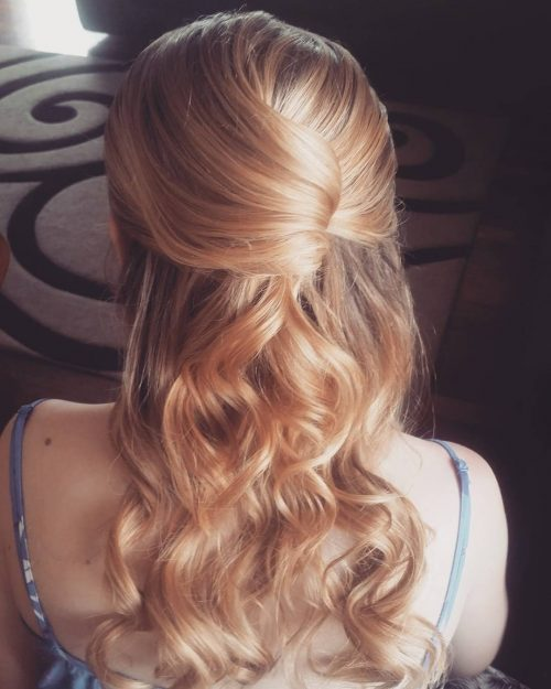 long-half-up-half-down-prom-hairstyle 10 Gorgeous Prom Hairstyles For Long Hair