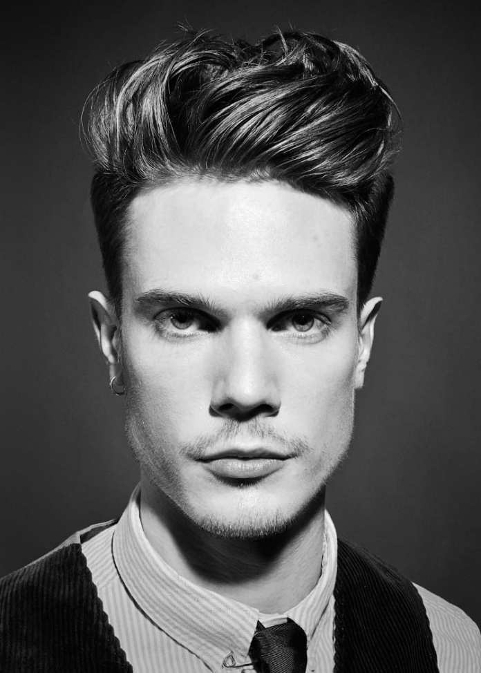 A-Quiff-with-a-Modern-Twist 25 Quiff Hairstyles for Ultra Modern Look