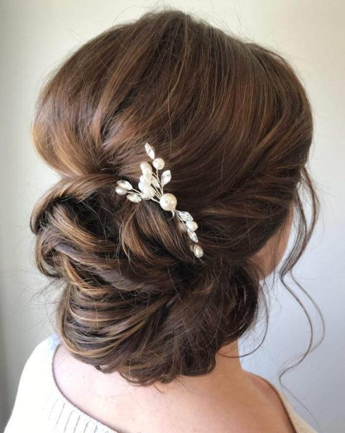 A-Romantic-Updo 14 Best Prom Hairstyles for All Hair Lengths