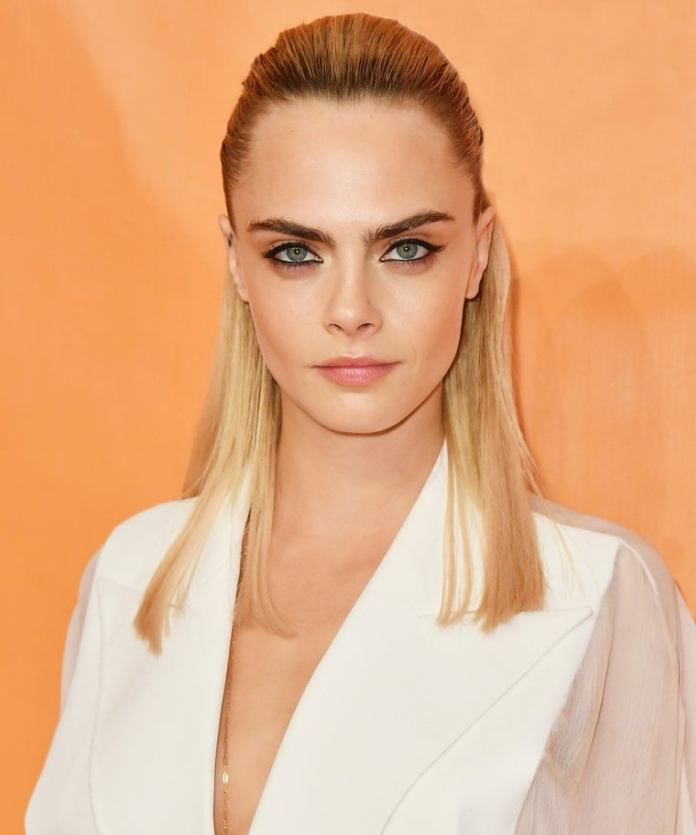 Cafe-au-Lait-Blonde 20 Blonde Hairstyles 2020 to Flaunt this Year