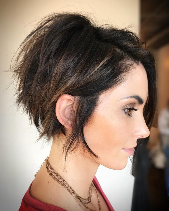 Cute-Layered-Pixie-Cut 20 Short Layered Hairstyles to Look Beautiful