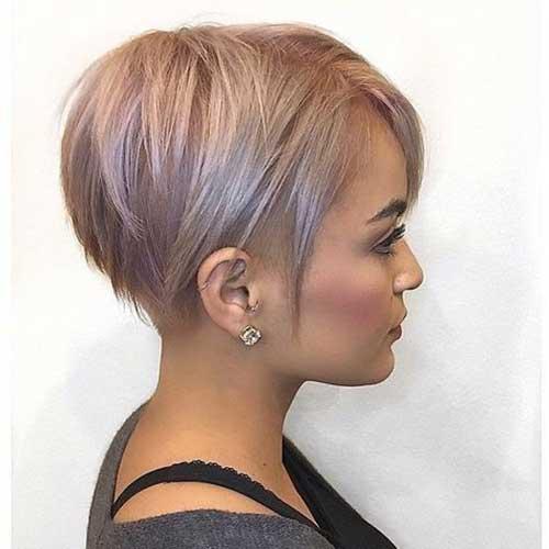 Layered-Pixie-Bob 20 Layered Short Haircuts for Women