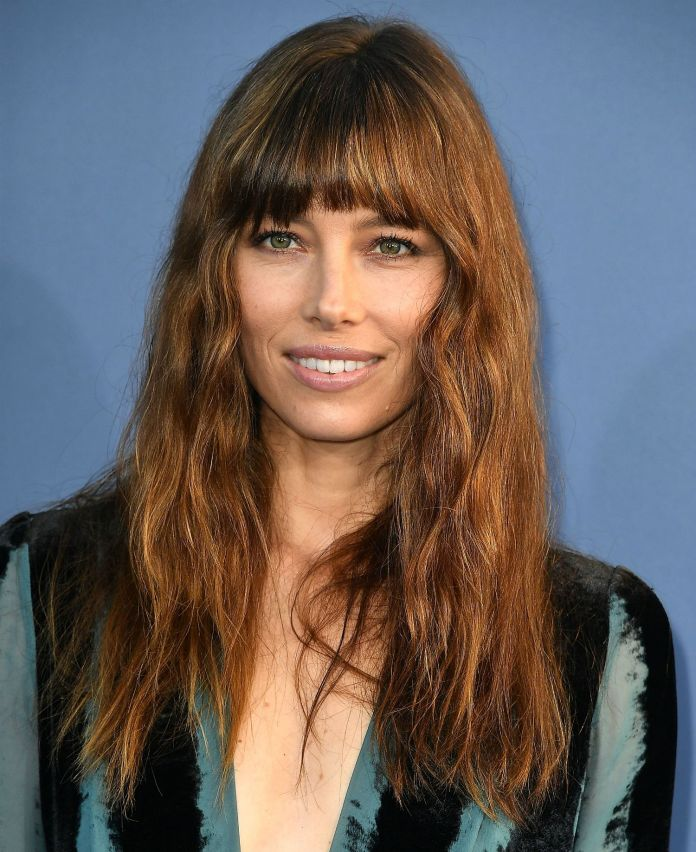 Long-Shaggy-Hairstyle-with-Bangs 15 Hairstyles with Bangs for an Ultimate Gorgeous Look