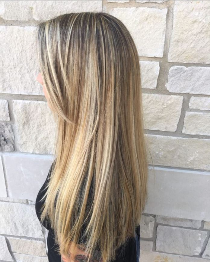 Long-Straight-Locks 14 Best Prom Hairstyles for All Hair Lengths