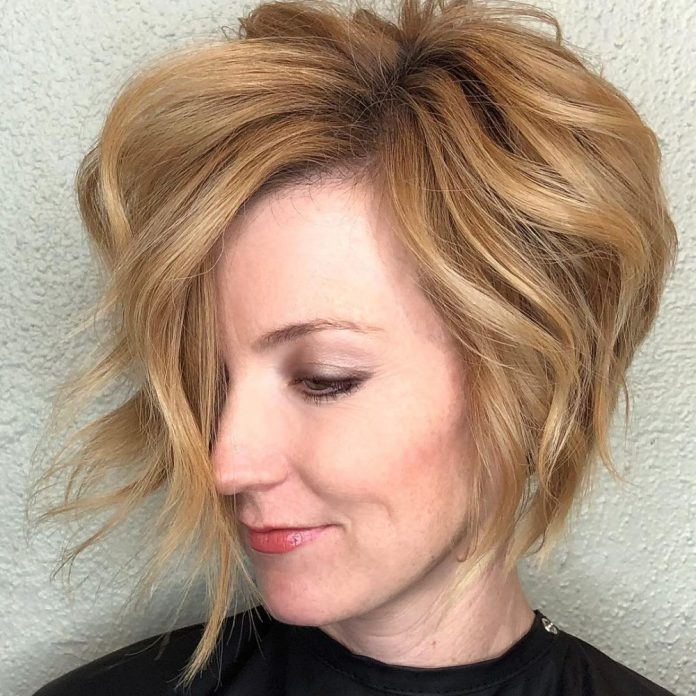 Messy-Shaggy-Hairstyle How to Choose the Best Haircut for Your Face Shape