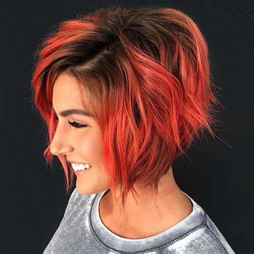 New-Bob-Haircut-Ideals-For-Women-18 New Bob Haircut Ideals For Women 2020