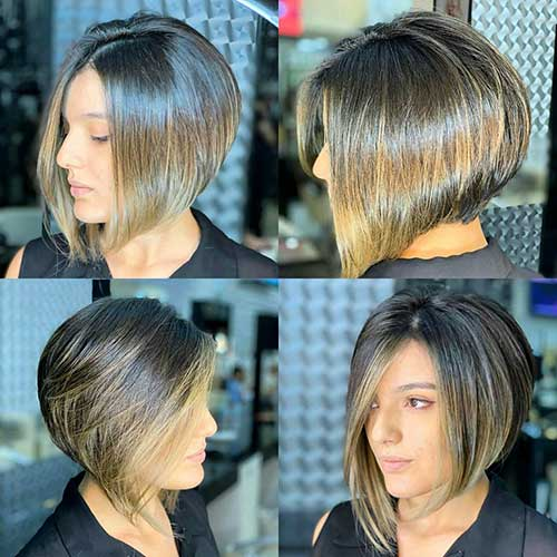 New-Bob-Haircut-Ideals-For-Women-24 New Bob Haircut Ideals For Women 2020