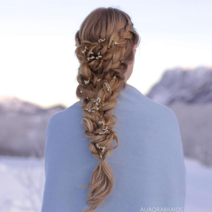 Romantic-Braids 14 Best Prom Hairstyles for All Hair Lengths