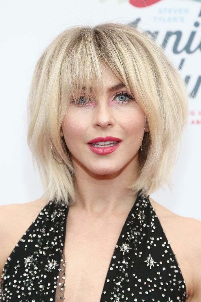 Short-Shag-Hairstyle 15 Hairstyles with Bangs for an Ultimate Gorgeous Look