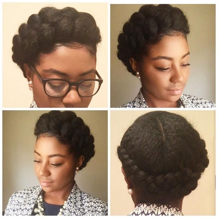 Stylish-Thick-Halo-Braid 21 Halo Braids to Uplift Your Overall Appearance