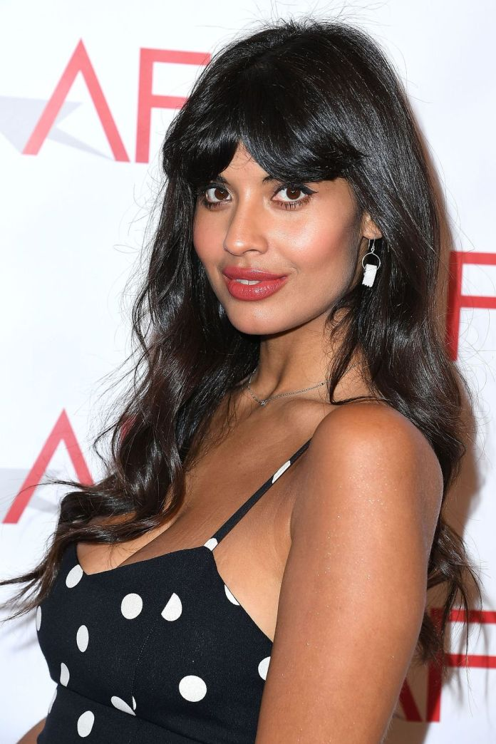Thick-Parted-Curtain-Bangs 15 Hairstyles with Bangs for an Ultimate Gorgeous Look