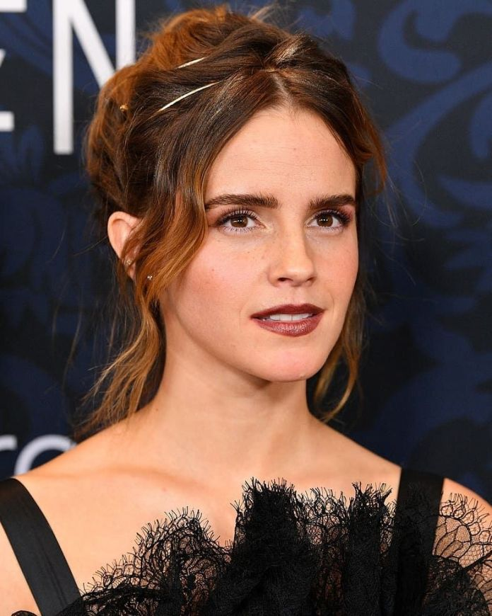 Twisted-Angled-Loose-Updo Hair Trends 2020 – 30 Hairstyles to Glam Up Your Look