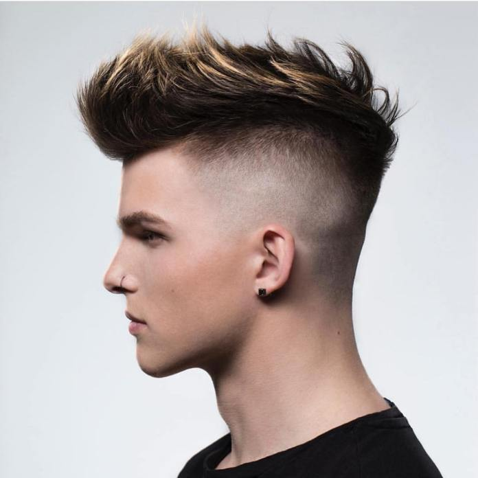 Undercut-Faded-Stylish-Quiff 25 Quiff Hairstyles for Ultra Modern Look