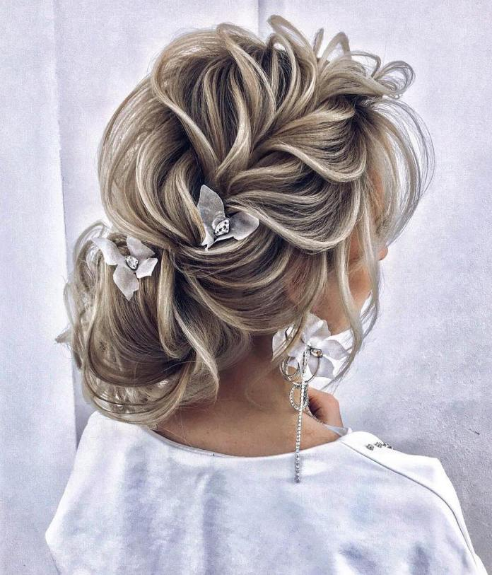 sculptured-updo 20 Eye-catching Updo Hairstyles To Make Your Day