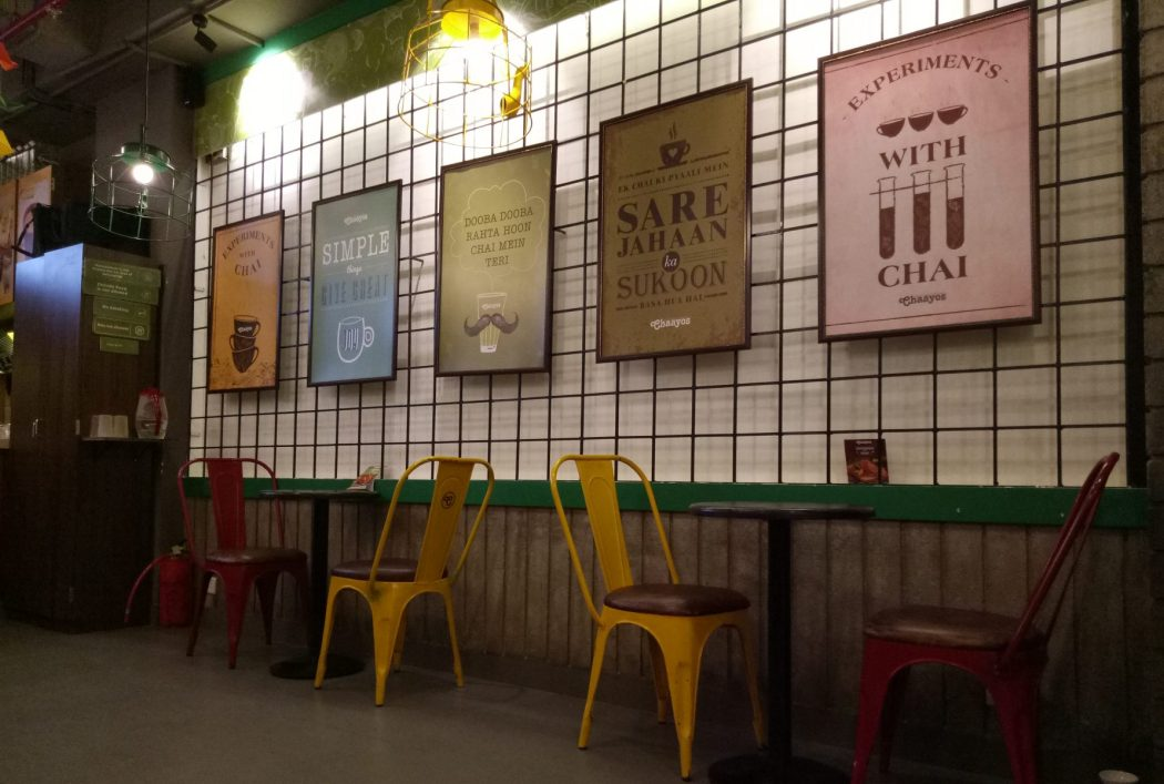 Café Review: Chaayos