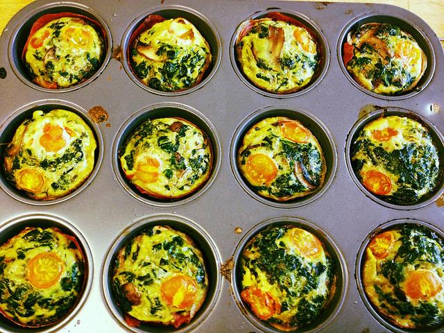 Paleo low carb egg bake recipe