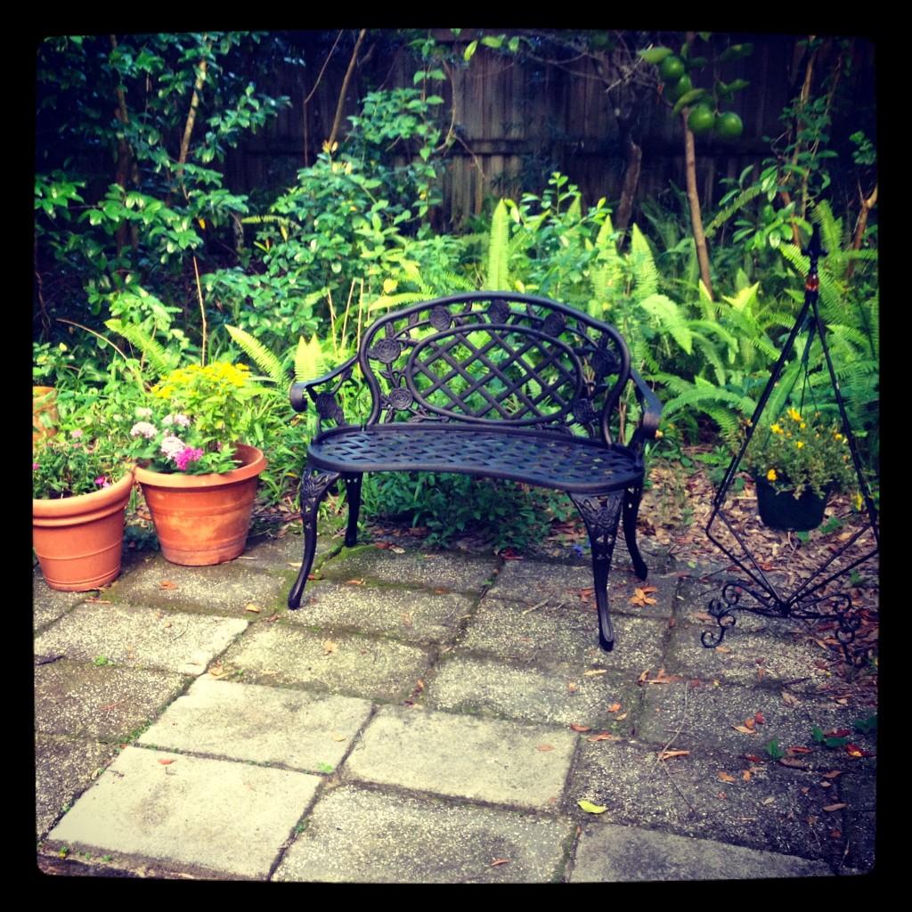 Create A Mom's Backyard Oasis With #KmartOutdoor - The ... on My Backyard Living id=71755
