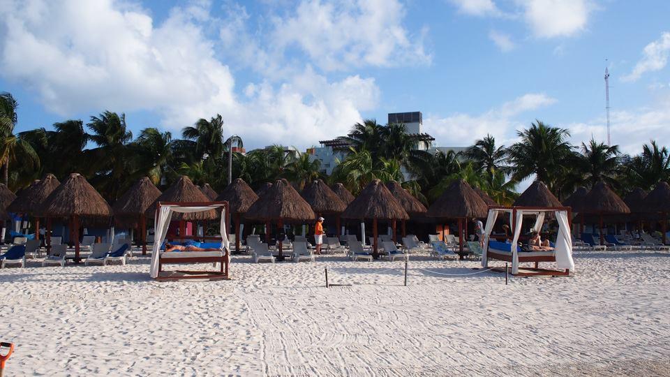 Beach Club at Privilege Aluxes Isla Mujeres