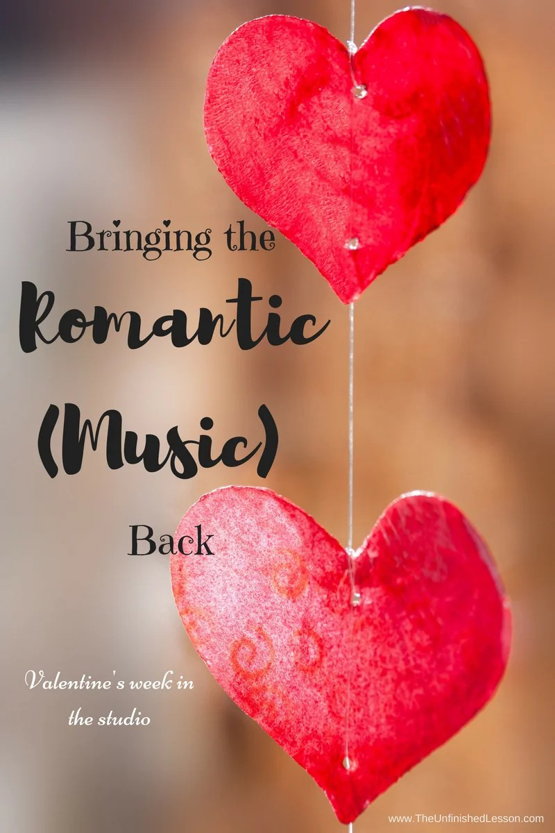 Bringing the Romantic (Music) Back