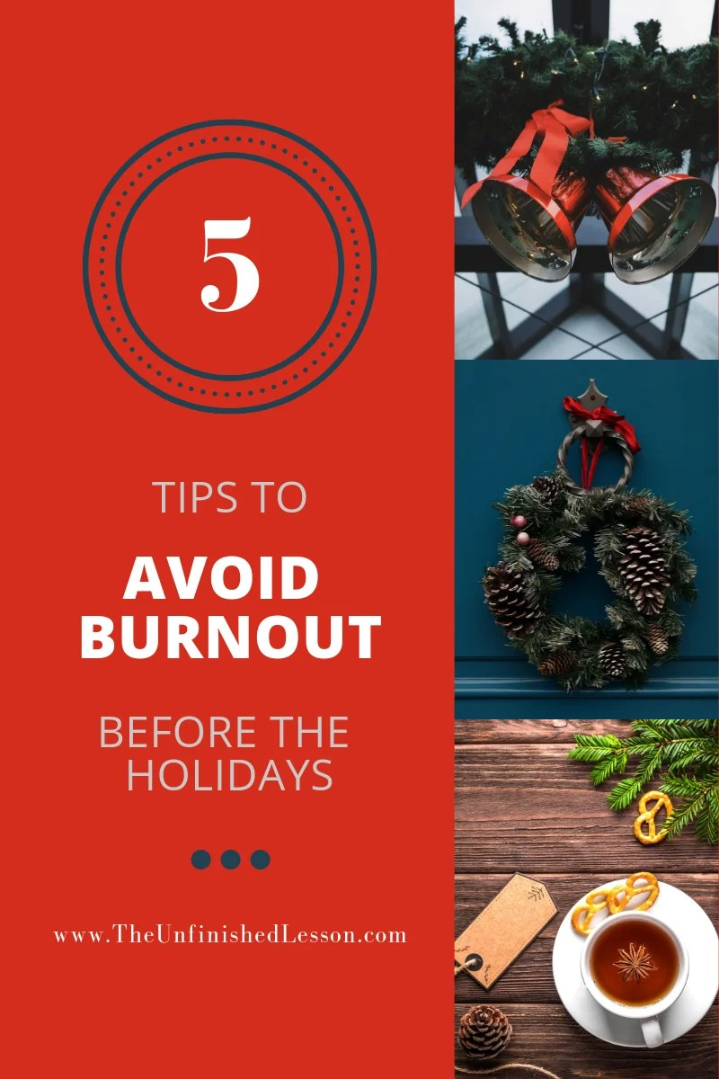 Avoid Burnout