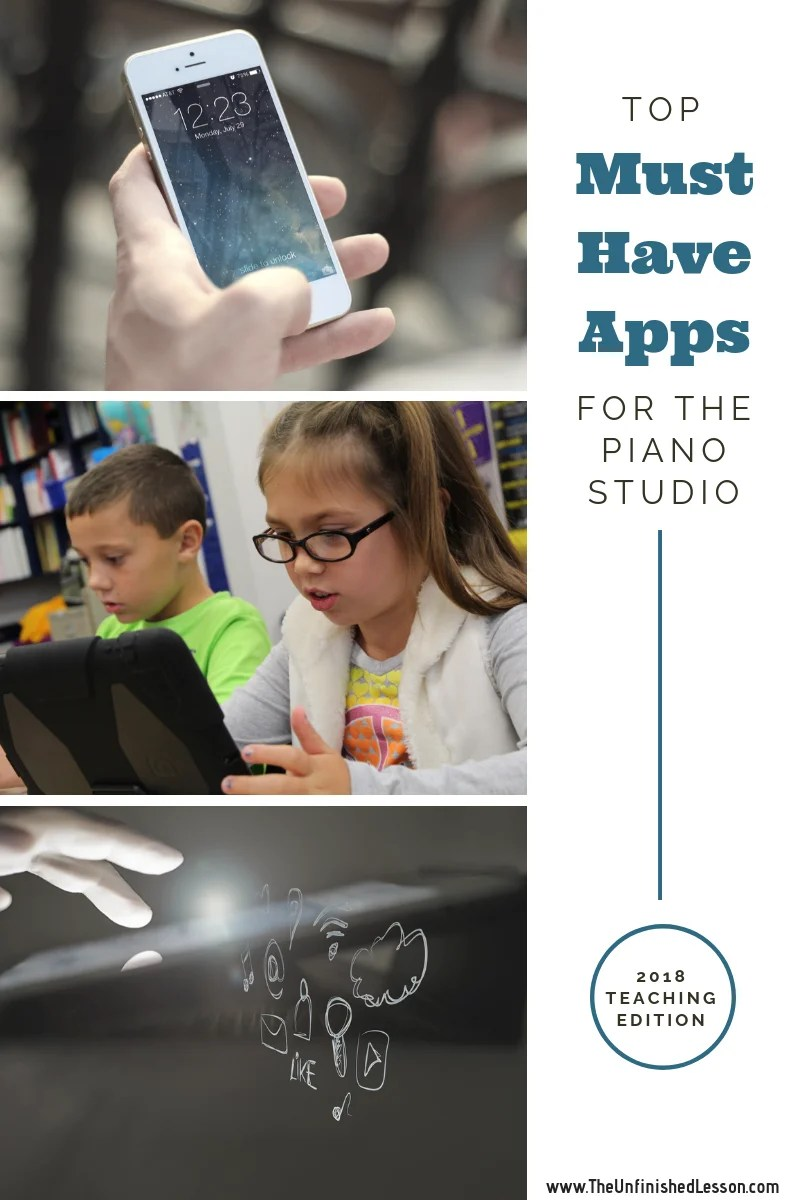 must have teaching apps