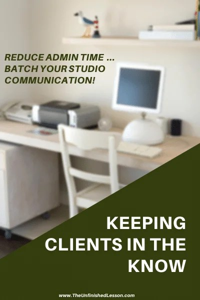 Keep Your Clients in the Know - Without Increasing Admin Time
