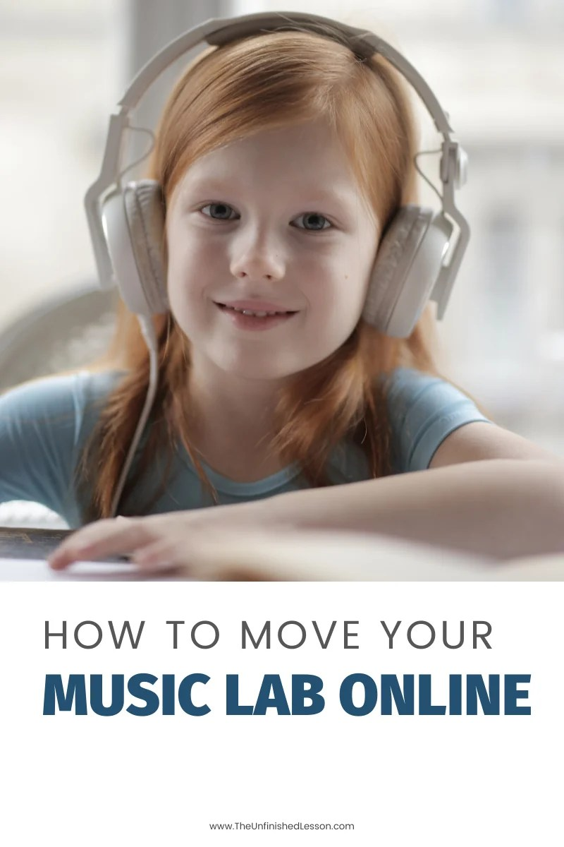 How to Move Your Music Lab Online