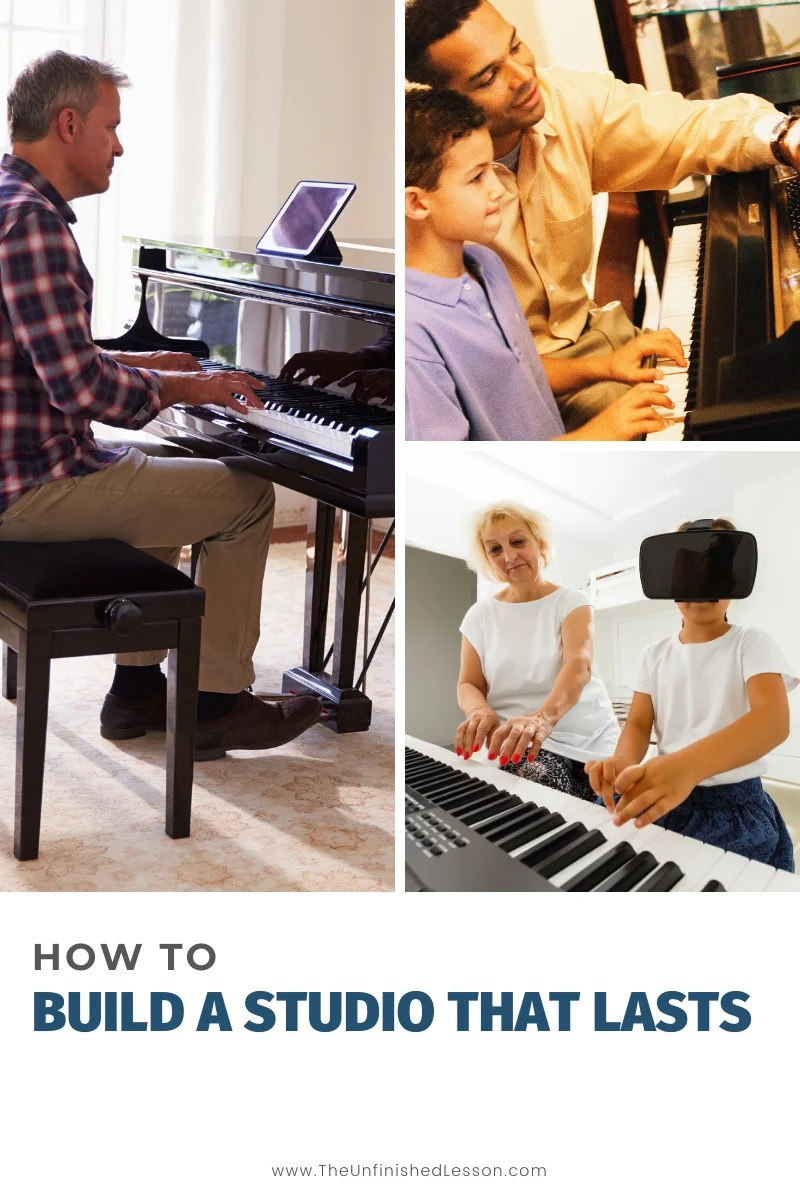 How to Build a Studio That Lasts
