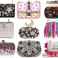 Inspiration: Embellished bags
