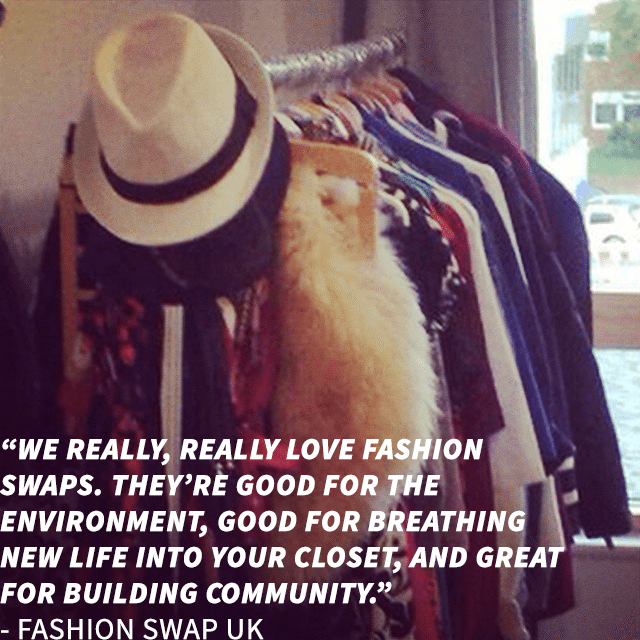 fashion swap UK
