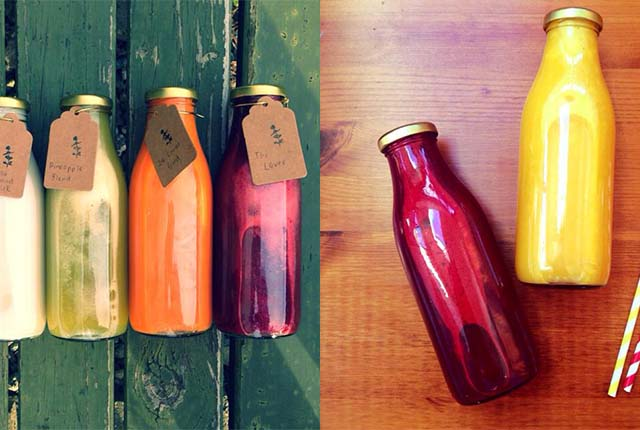 Design Juicery Juices