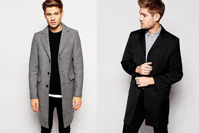 Selected Coat Options