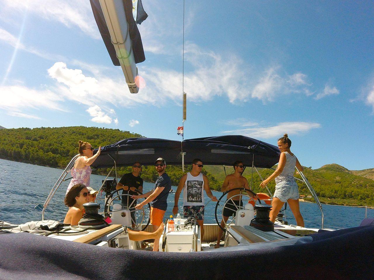 MedSailors GoPro Croatia Yacht Race