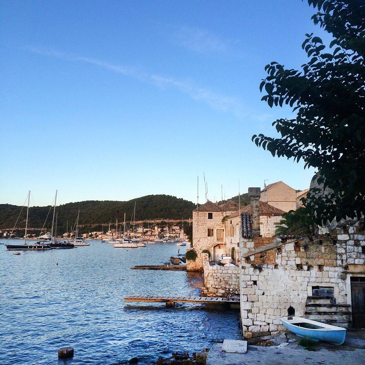 MedSailors Vis Croatia WaterFront