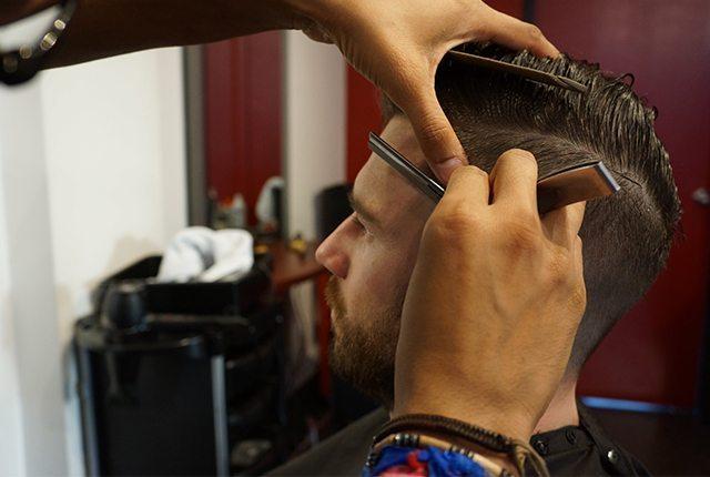 Jaheb Haircut