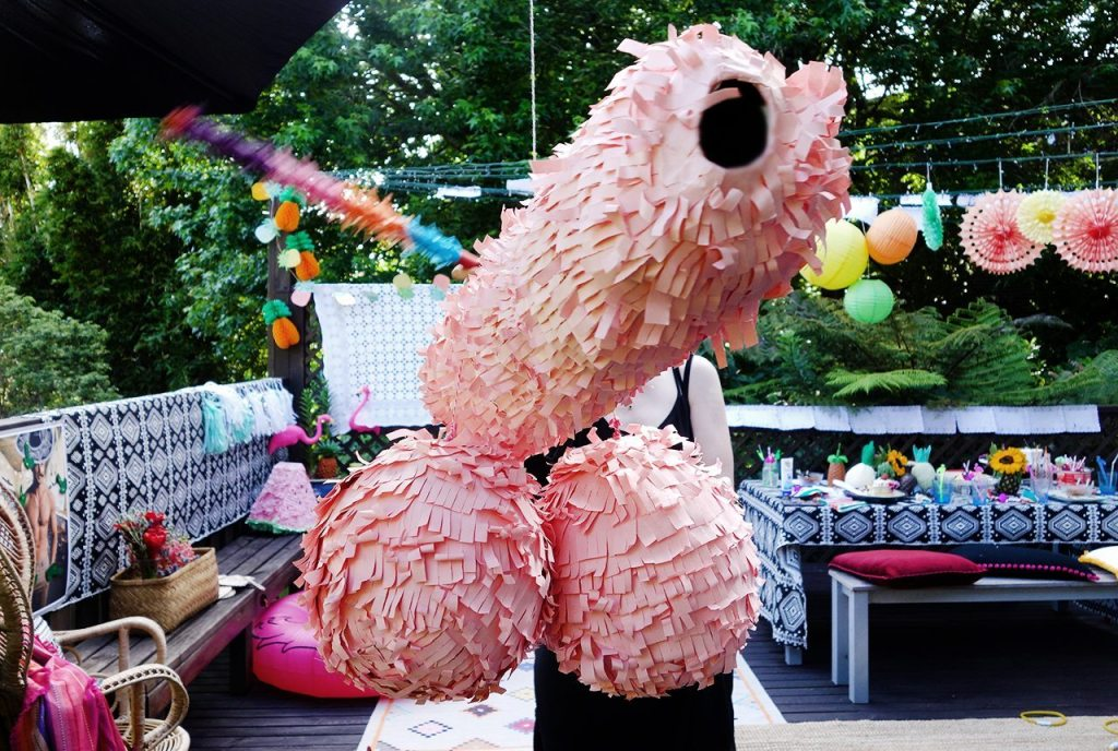 Mexican Themed Hens Night Games Penis Pinata Pin The Penis On The Gosling